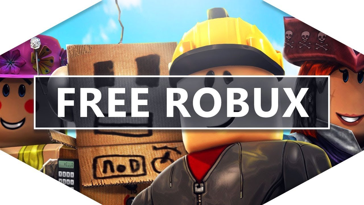 Free Robux - Rbxboost